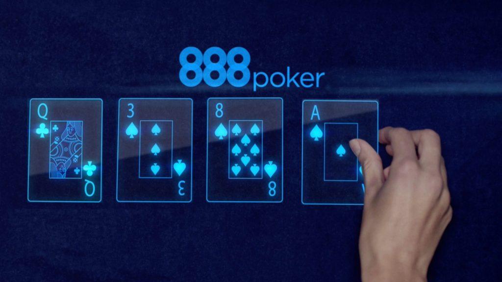 play poker at 888poker