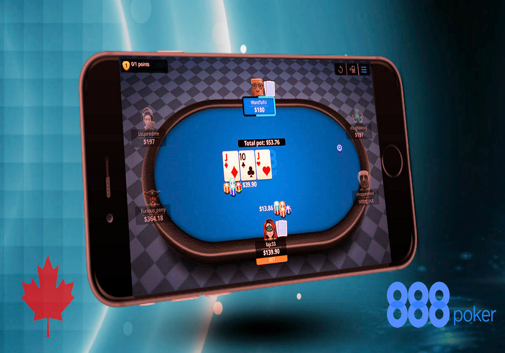 888poker is the recently launched app