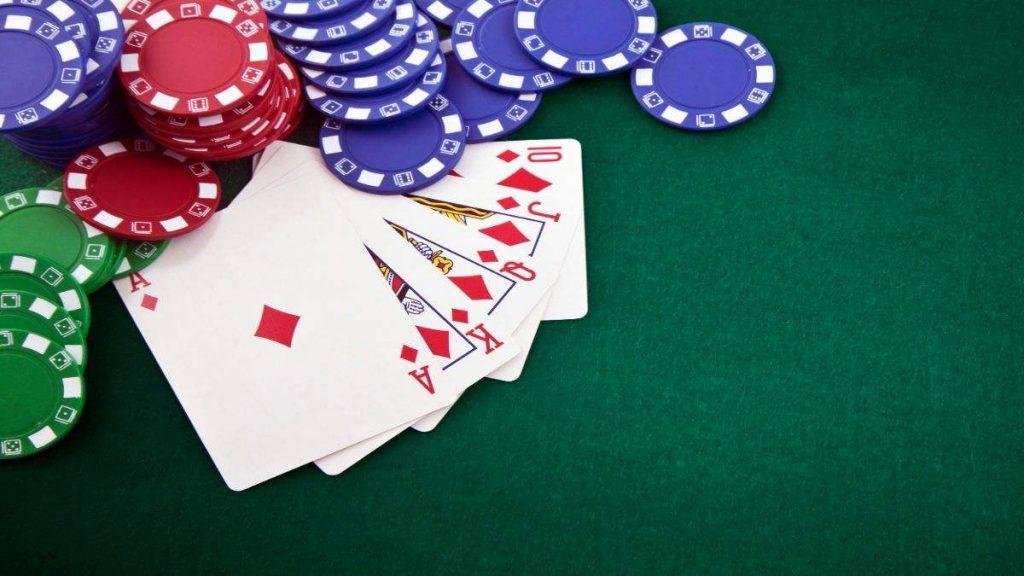 Spartan Poker big money