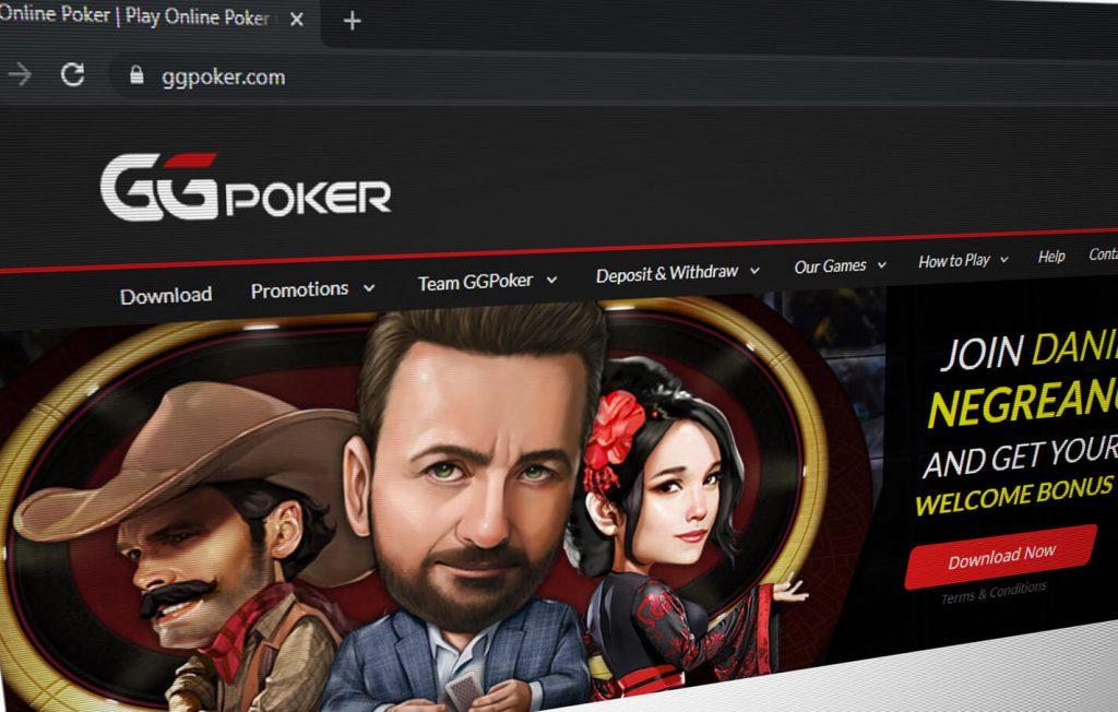 GG poker platform