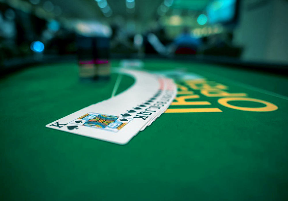 Poker popular game in Irish