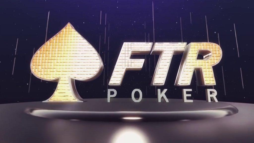 FTR Poker registration