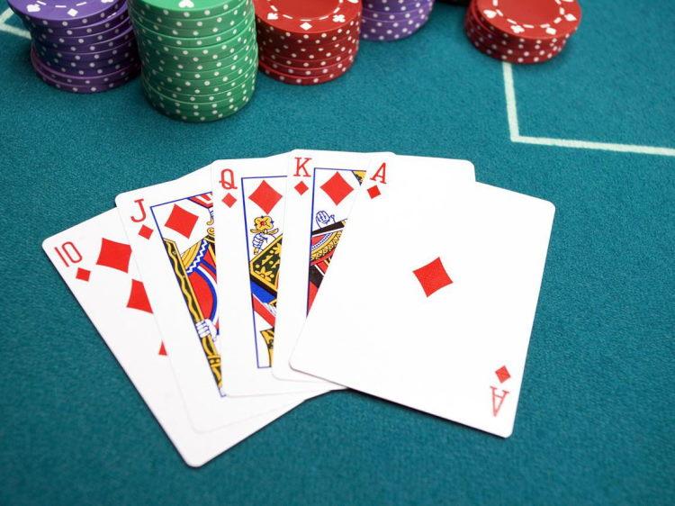 poker hand ranking categories
