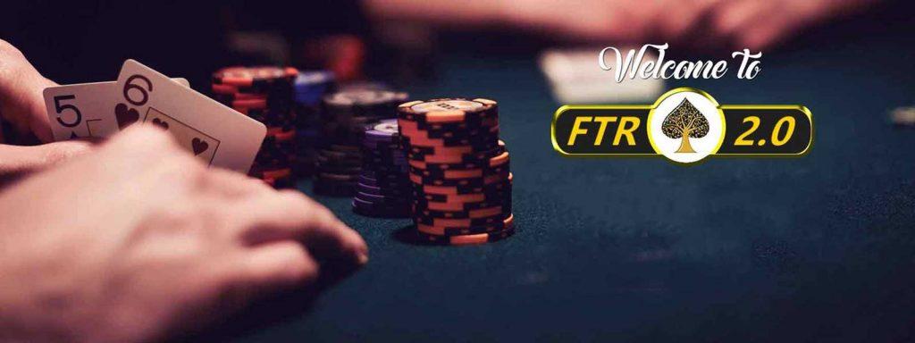 FTR Poker play for real money